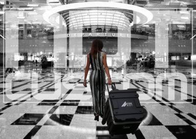 Viaggia con l'indispensabile